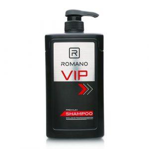 Top 10 loại dầu gội dành cho nam 1 - Dầu Gội Cao cấp Romano Vip Premium