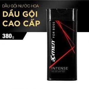 Top 10 loại dầu gội dành cho nam 8 - Combo X-men for Boss Dầu gội nước hoa Intense