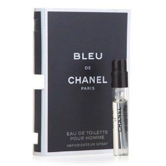 Top 10 nước hoa nam cao cấp - Chanel Bleu Eau De Parfum 2ml