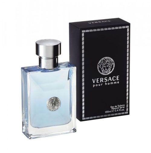 Top 10 nước hoa nam cao cấp - Versace Pour Homme 100ml EDT