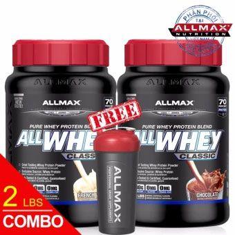 Top 10 sữa tăng cân 4 - Allmax Allwhey Classic