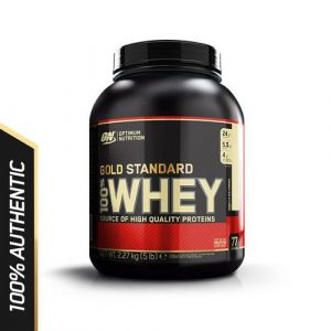 Top 10 sữa tăng cân 5 - Optimum Nutrition Whey protein Gold Standard