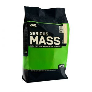 Top 10 sữa tăng cân 8 - Optimum Nutrition Serious Mass