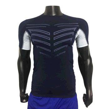 Top 10 áo thun thể thao nam tốt nhất nên dùng trong năm - Sportslink Body Gym rằn ri