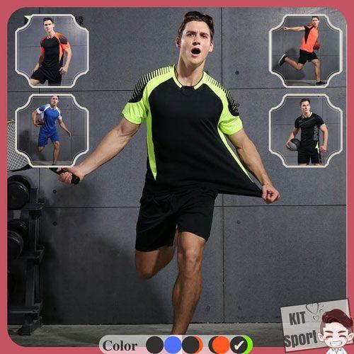 Top 10 áo thun thể thao nam tốt nhất nên dùng trong năm - Vansydical