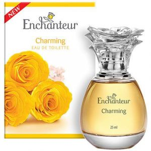 Top 10 nước hoa nữ - Enchanteur Charming 25ml
