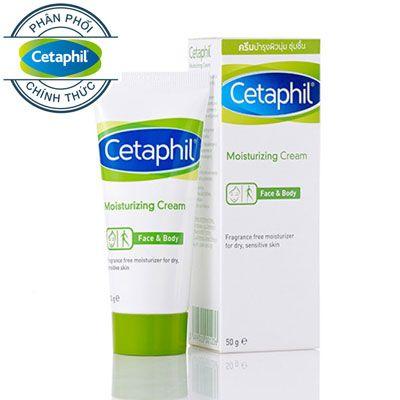Top 10 Kem Dưỡng Ẩm tốt nhất - Kem dưỡng ẩm Cetaphil