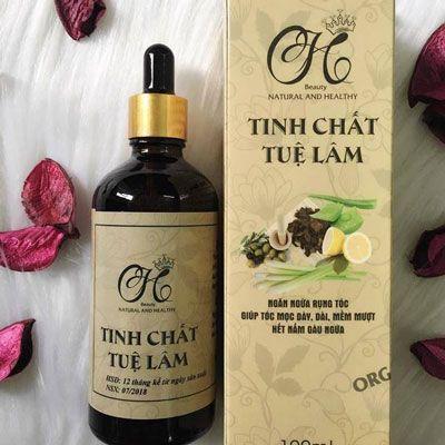 Top 10 Thuốc mọc tóc dành cho nam - Đông Y Tuệ Lâm