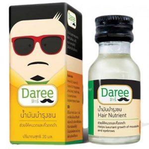 Top 10 Thuốc mọc tóc dành cho nam - Daree Thái Lan