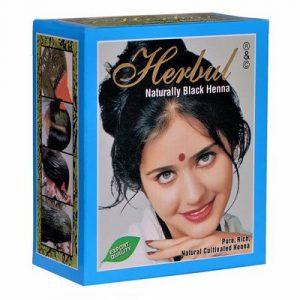 Top 5 Thuốc nhuộm tóc nữ - Bột nhuộm tóc Henna Herbul