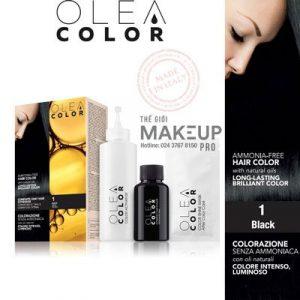 Top 5 Thuốc nhuộm tóc nữ - Thuốc nhuộm tóc Olea Color