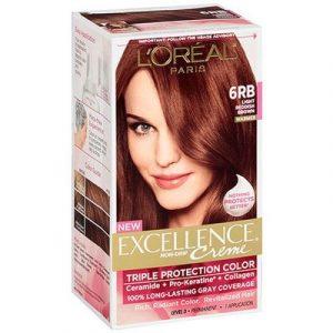 Top 5 Thuốc nhuộm tóc nữ - Thuốc nhuộm tóc nữ LOreal