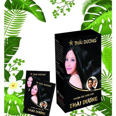 Top 5 Thuốc nhuộm tóc nam - Dược liệu Thái Dương