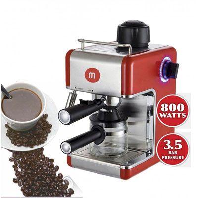 top 10 máy pha cà phê gia đình - Mishio