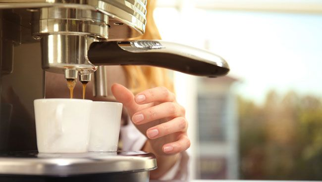 top 10 máy pha cà phê gia đình văn phòng