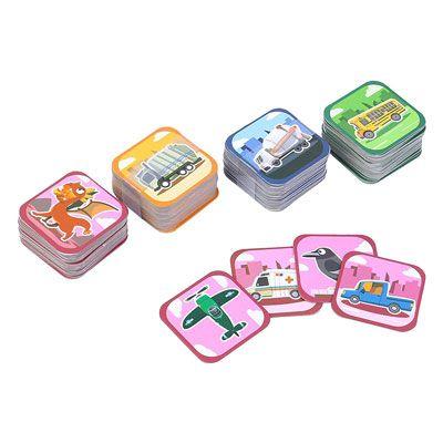 Top 10 Đồ Chơi Giáo Dục trẻ em 2 - 96 Thẻ 3D FlashCard