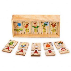 Top 10 Đồ Chơi Giáo Dục trẻ em 4 - Đồ chơi gỗ Winwintoys