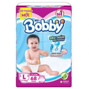 Top 5 Tã Dán cho bé - Bobby siêu mỏng