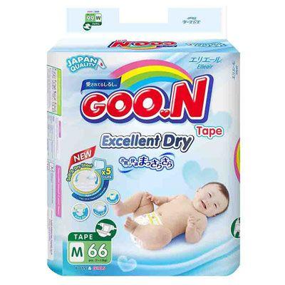 Top 5 Tã Dán cho bé - Goon Slim
