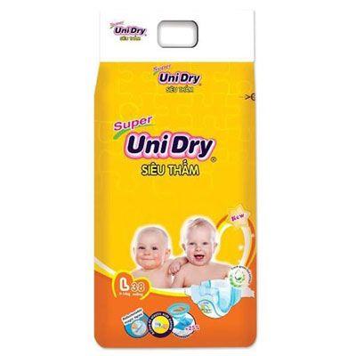 Top 5 Tã Dán cho bé - Unidry super