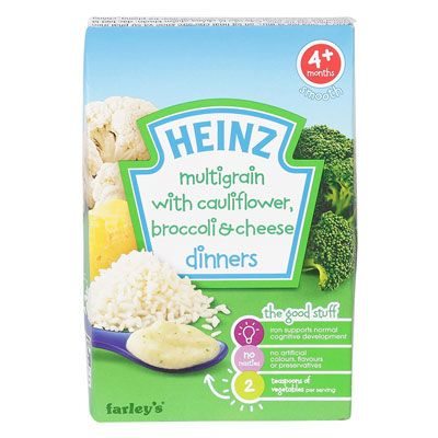 Top 10 Bột Ăn Dặm cho bé 8 - Heinz