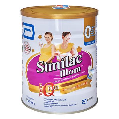 Top 10 Sữa cho mẹ bầu và sau sinh 1 - Similac Mom