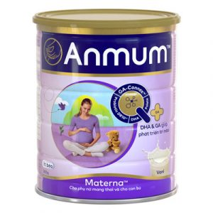 Top 10 Sữa cho mẹ bầu và sau sinh 10 - Anmum Materna