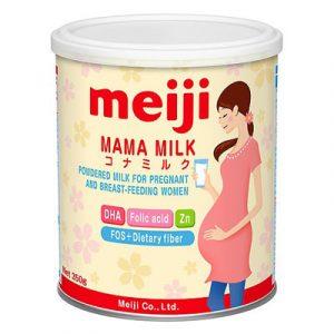 Top 10 Sữa cho mẹ bầu và sau sinh 2 - Meiji Mama