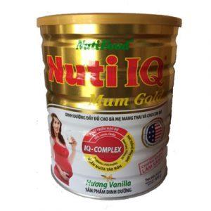 Top 10 Sữa cho mẹ bầu và sau sinh 4 - Nuti IQ Mum