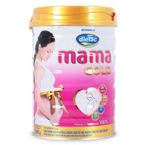Top 10 Sữa cho mẹ bầu và sau sinh 9 - Dielac Mama