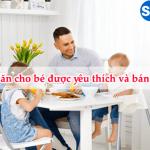 Top 10 Ghế ăn cho bé được yêu thích