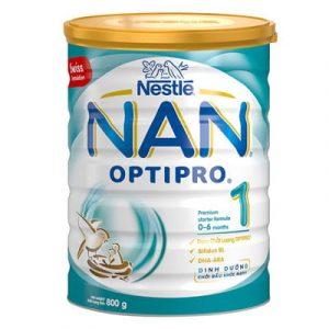 Top 10 Sữa Bột Cho Bé 1 - Nestle NAN Optipro 1
