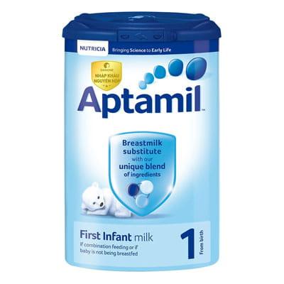 Top 10 Sữa Bột Cho Bé 4 - Aptamil Số 1