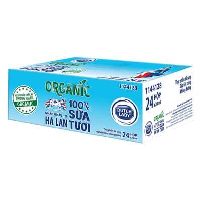 Top 10 Sữa Công Thức Pha Sẵn 1 - Dutch Lady Organic