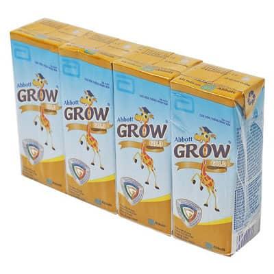Top 10 Sữa Công Thức Pha Sẵn 10 - Abbott Grow Gold