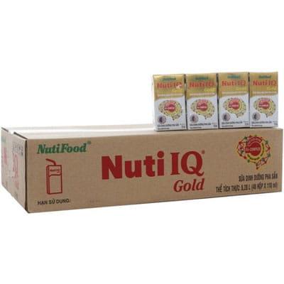 Top 10 Sữa Công Thức Pha Sẵn 6 - Nuti IQ Gold
