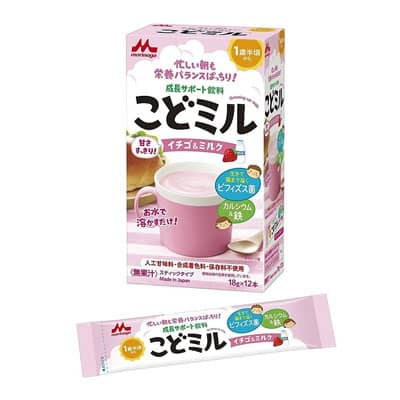 Top 10 Sữa Công Thức Pha Sẵn 7 - Morinaga Kodomil