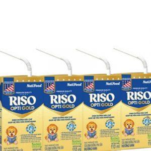 Top 10 Sữa Công Thức Pha Sẵn 9 - Riso OptiGold