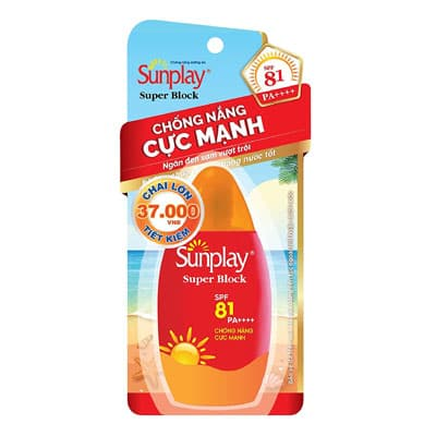 Sữa chống nắng cực mạnh Sunplay Super Block