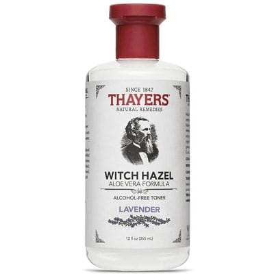 Nước hoa hồng không cồn Thayers Witch