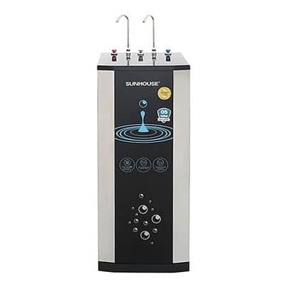 Máy lọc nước tích hợp nóng lạnh Sunhouse SHR76210CK (10 lõi lọc)