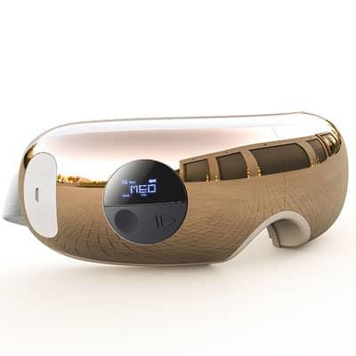 Máy massage mắt bằng áp suất khí tích hợp Bluetooth nghe nhạc