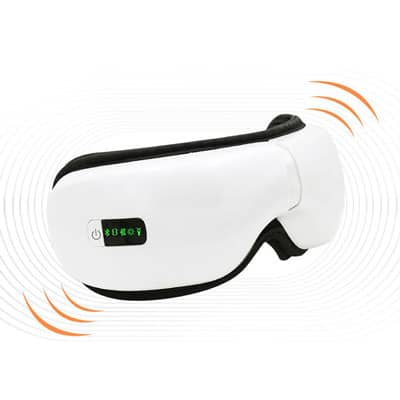 Máy mát xa xông hơi cho mắt Eye Massage có Bluetooth nghe nhạc