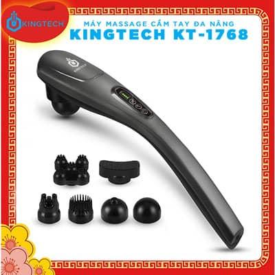 Máy massage cầm tay đa năng cao cấp KingTech KT-1768