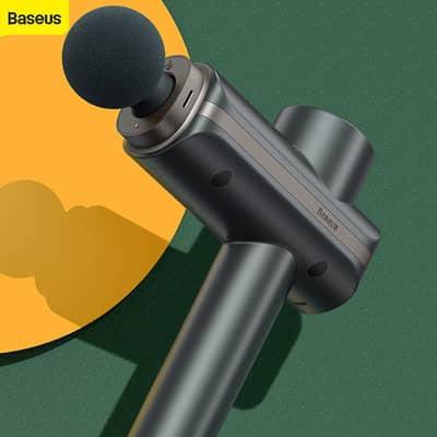 Máy massage cầm tay Baseus Booster Dual Mode