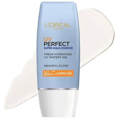 Kem chống nắng L'Oreal Paris UV Perfect Aqua Essence SPF 50+ PA++++ (30ml)